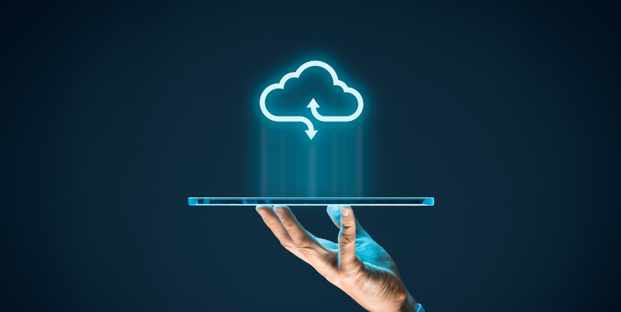 The Cloud Tablet