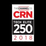 CRN Tech Elite 250 2018 Winner
